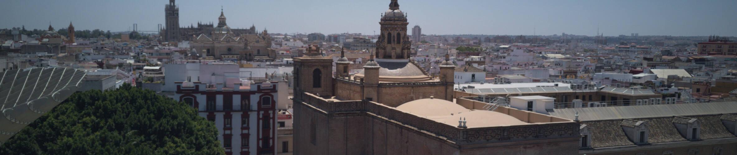 Sevilla desde las setas. (C) n1mh.org